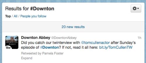 #Downton